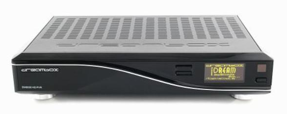 New Dreambox 500 HD