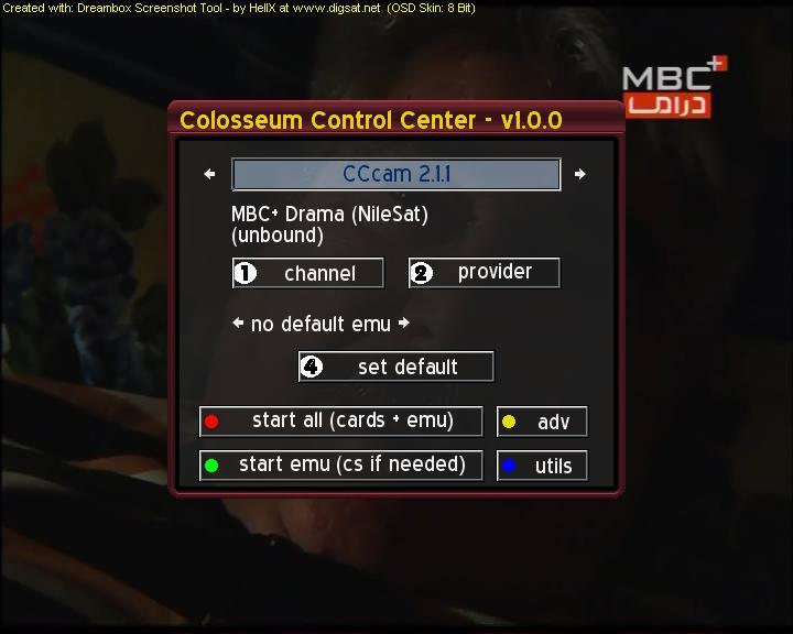 بتاريخ 23/05/2009 تحديث جديد لصورة Colosseum بالسكين الجميل Ferrari