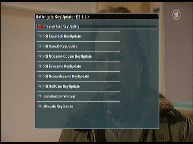 SatAngels KeyUpdater for Linux Receiver Collection II