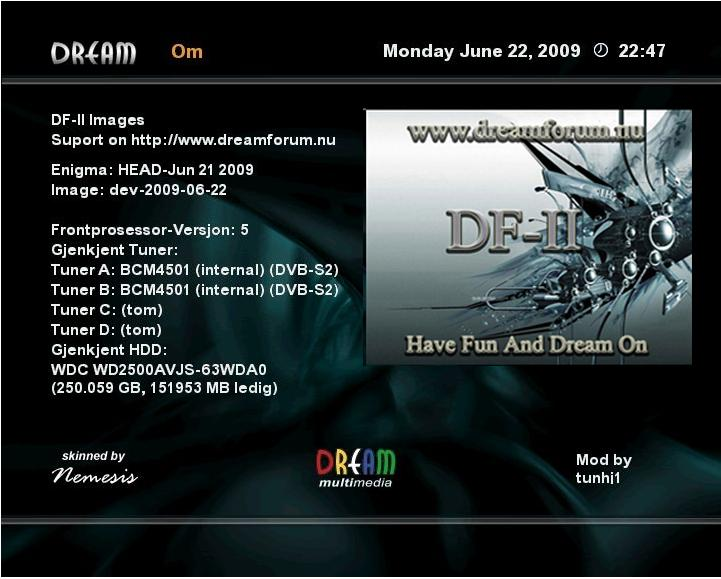•• DreamForum II.v1.02-DM8000