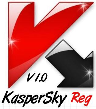 حصريا ً: برنامج Kaspersky Reg v1 لجلب مفاتيح الكاسبر على الابداع الفضائي فقط