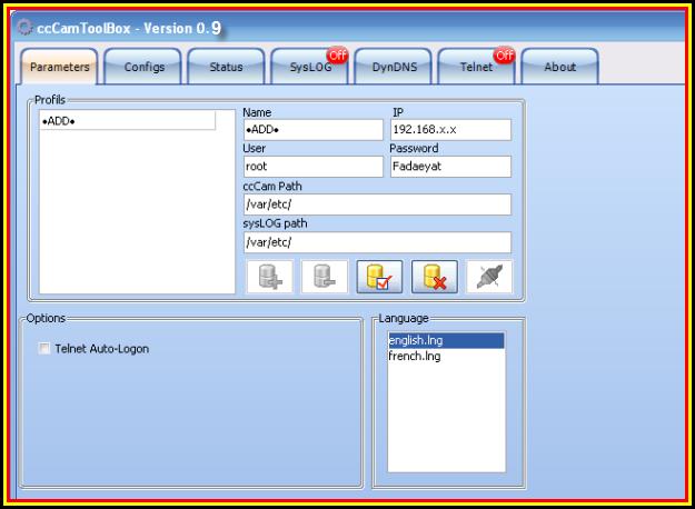 �� ccCamToolBox V 0.9