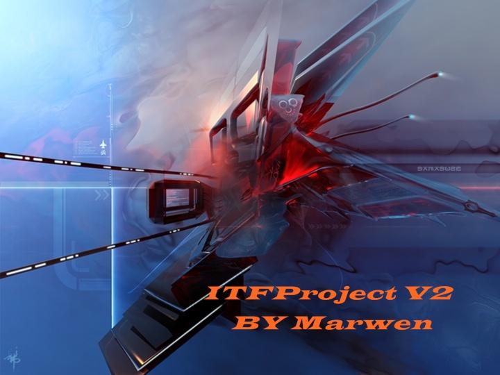 ������ ������� ITFProject V2 � DRIVER ���� � CCcam 2.1.1 ������� ������