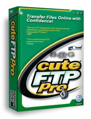 CuteFTP 8.7.0.5 Professional