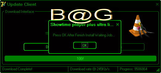 ShowTime Player PluS Ultra Light Edition V1.0
