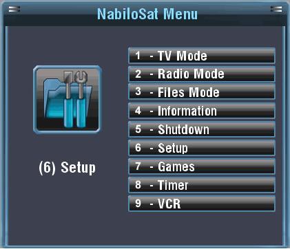DM500 Nabilosat plus v. 0.6.1 MaxVar AFACAN* backup 15/10/2009
