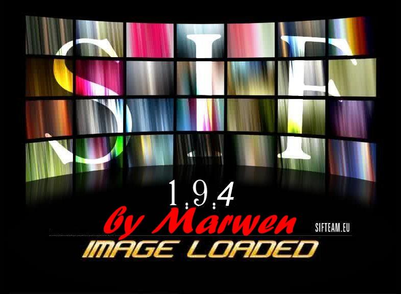 بتاريخ 20/11/2009 قمة الروعة والسرعة لصورة Sifteam 1.9.4 مع دمج CCcam 2.1.3