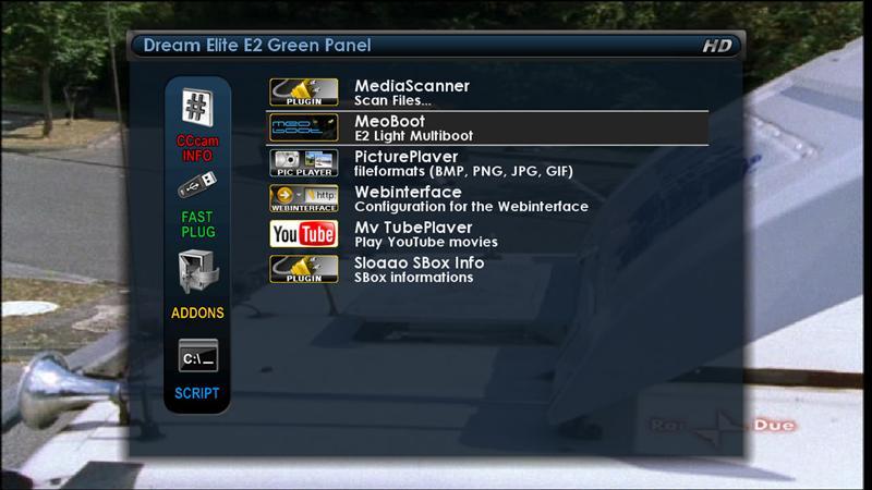 Dream Elite BlackHole Multiboot DM800