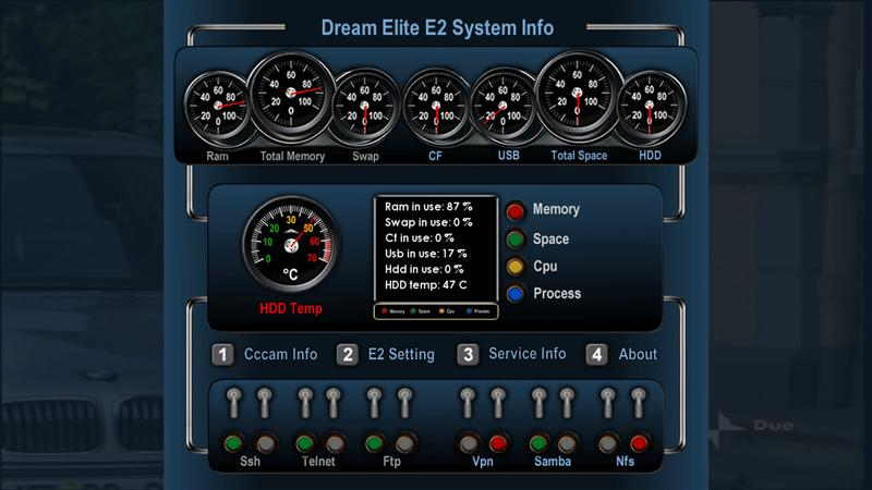 Dream Elite BlackHole Multiboot DM800