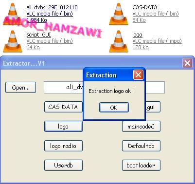 شرح بالصور برنامج Extraction V1 لاستخراج كل ملفات السوفت لاجهزة المورسات