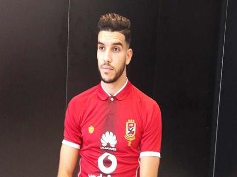 صور المغربي وليد ازارو , صور وليد أزارو لاعب الاهلي المصري