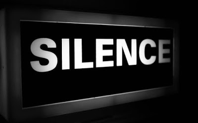 اجمل ما قيل عن الصمت بالصور , خلفيات عن الصمت والهدوء