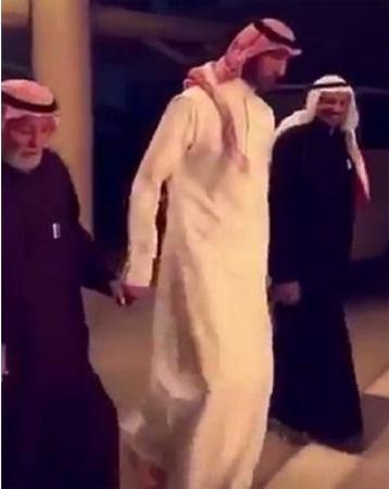 زياد بن نحيت بعد خروجه من السجن