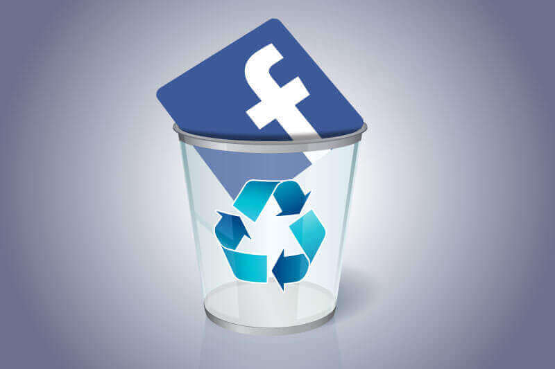 حذف حساب على موقع الفيس بوك , شرح كيفية حذف حساب الفيس بوك نهائياً
