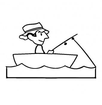 صور صيد مرسومة , صور لوحات صيد مرسومة جاهزة للتلوين