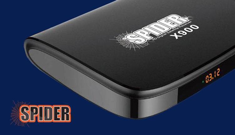 مواصفات رسيفر Spider X900 Black باشتراك 3 سنوات , تشغيل قنوات beoutQ بدون انترنت