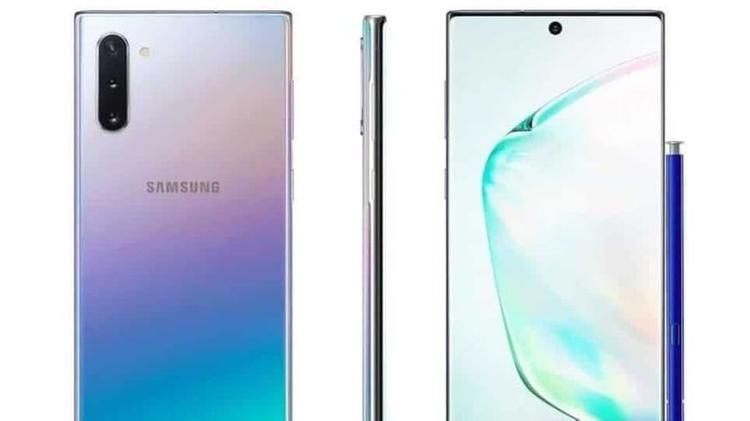 معلومات عن هاتف غالاكسي نوت 10 Galaxy Note 10
