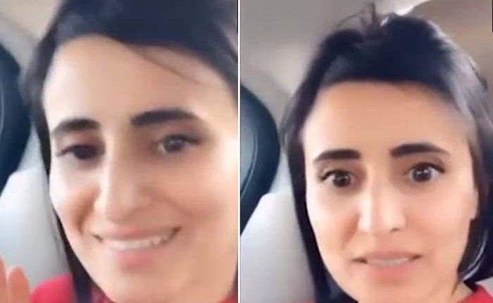 بالفيديو فتاة سعودية تطالب الفتيات السعوديات بالزواج من الكويتين