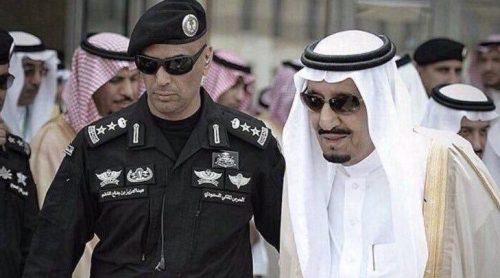 سبب قتل اللواء عبدالعزيز الفغم , لحظة قتل حارس الملك سلمان