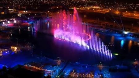 كلمات اغنية تخيل بمناسبة موسم الرياض , هنا قلب الرياض بالحب يجمعنا تخيل