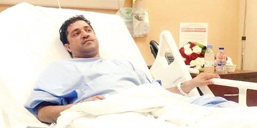 تفاصيل مرض لاعب النصر السابق عبدالرحمن البيشي بمرض التصلب الجانبي