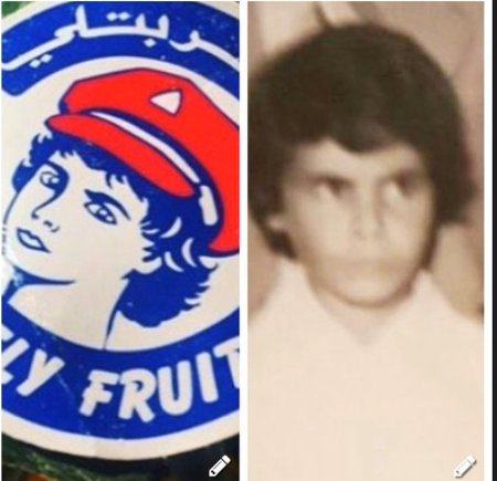 قصة علامة ماركة فاكهة الشربتلي و الطفل المرسوم عليها