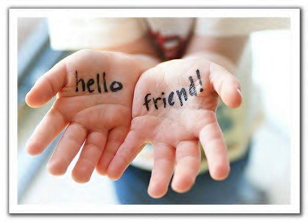 كلمات علي صور للصديق , صورواتس مكتوب عليها لصديق , كلمة جميلة للاصدقاء