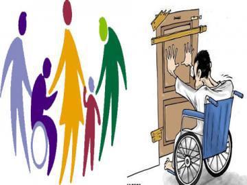 صور معاق مرسومة , رسومات عن اليوم العالمي لذوي الإعاقة