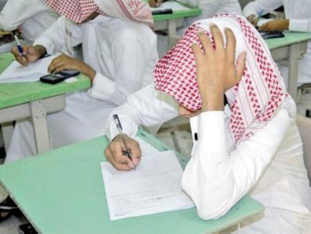 عقوبة الاستهزاء بالدين او كتابة الرموز في ورقة الاختبار