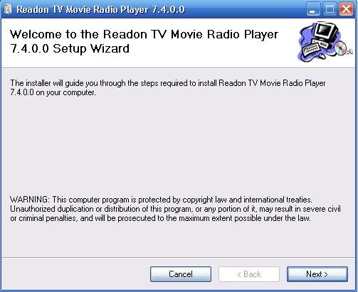 شاهد الجزيرة وأى أر تى والشوتايم وتمتع بالمباريات والافلام الحصريه مع : Readon TV Movie Radio Player