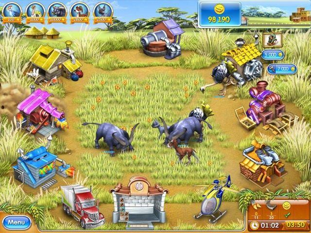 تحميل لعبة المزرعة السعيده فيس بوك , تحميل لعبة Farm Frenzy 3