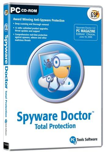 عملاق محاربة ملفات التجسسSpyware Doctor نسخة اصلية لا تحتاج كراك او سيريال