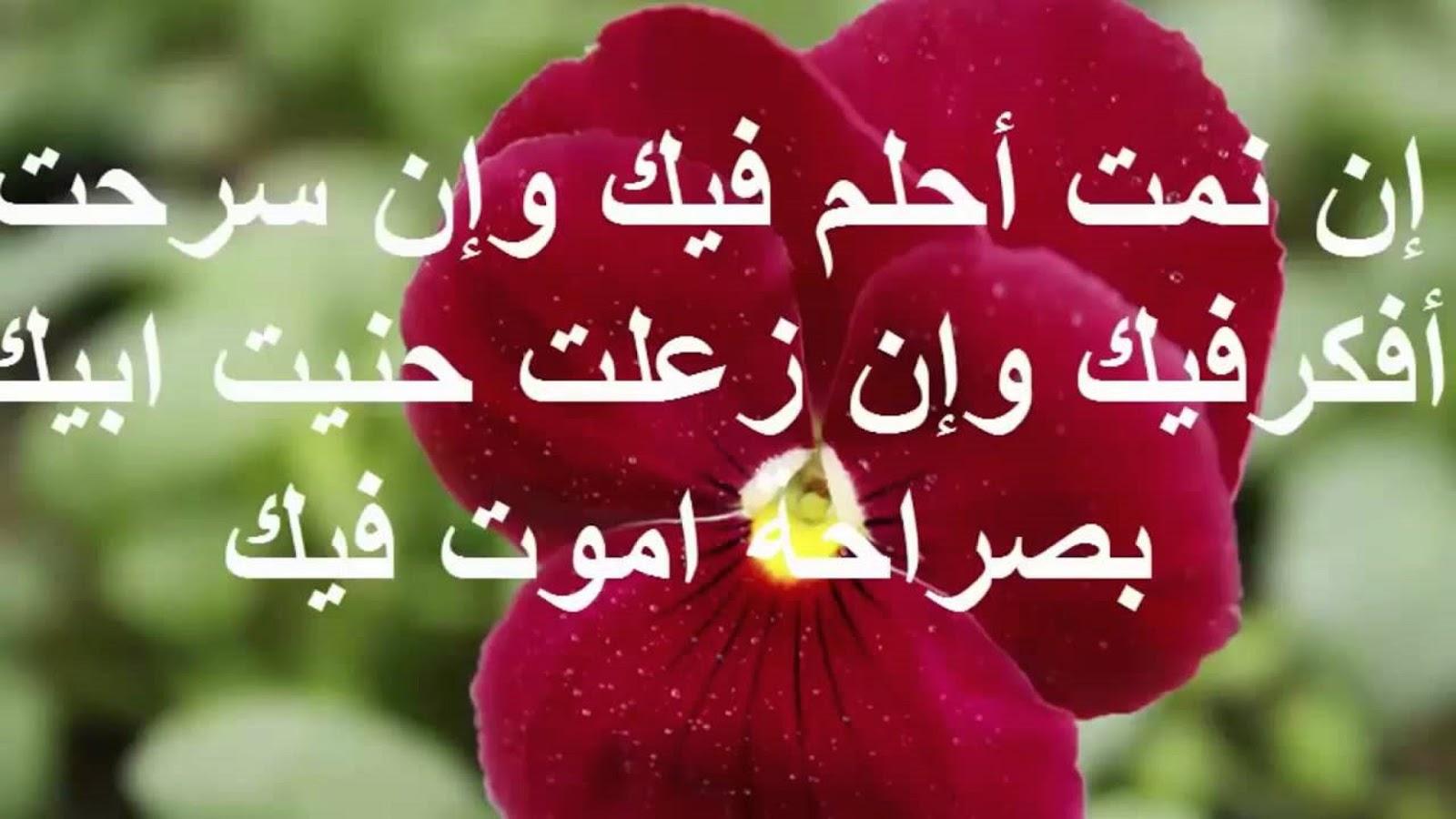 رسائل رومانسية للحبيب والحبيبة , كلام جميل للحبيب ستجعله يذوب حباً