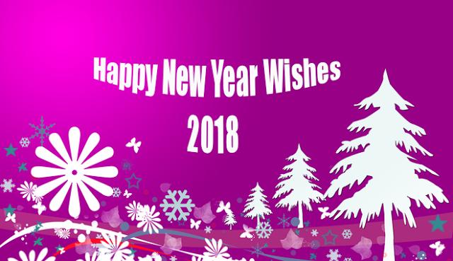 صور مكتوب عليها سنة سعيدة 2018 Happy New Year