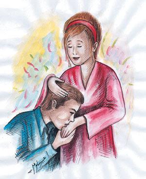 بوستات عيد الأم مكتوبة , احلى بوستات عيد الأم مصوره , منشورات فيس بوك عن الام