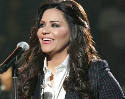 اغنية فل البيارق للمغنية احلام على شاشة التلفزيون السعودي