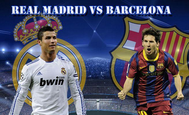 القنوات الناقلة لمباراة برشلونة وريال مدريد 2/3/2013 بث مباشر , بث حى مباراة الكلاسيكو 2/3/2013