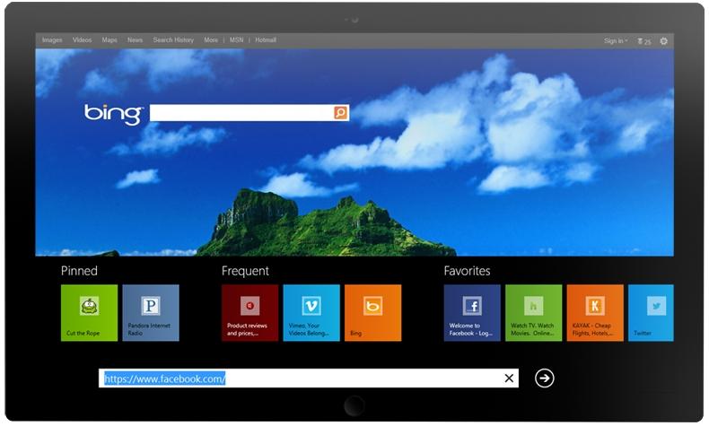 ������ ������� 10 ����� ������ ������� 10 ������ Internet Explorer 10