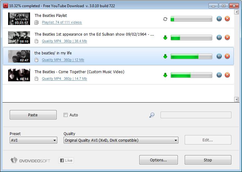 تحميل برنامج تحميل الفيديو ومقاطع اليوتيوب Download Youtube Downloader HD