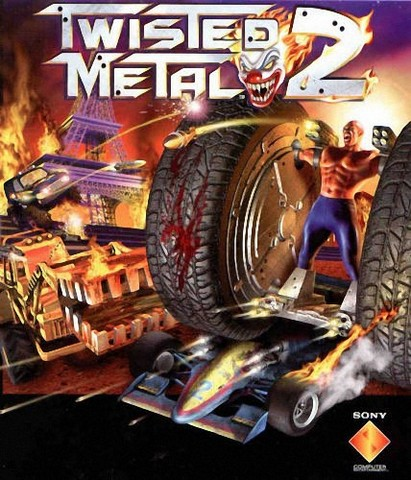 ���� �������� �������� ������� Twisted Metal 2 - PC Game