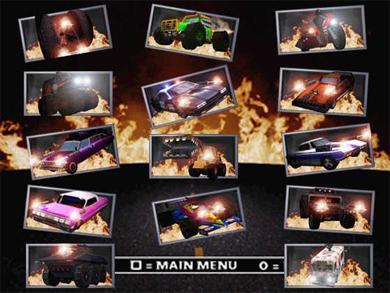 لعبه السيارات والتدمير المثيره Twisted Metal 2 - PC Game