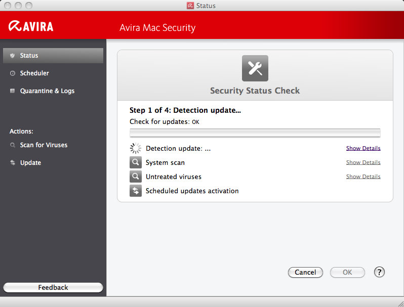 Download Avira Free Android Security 2013