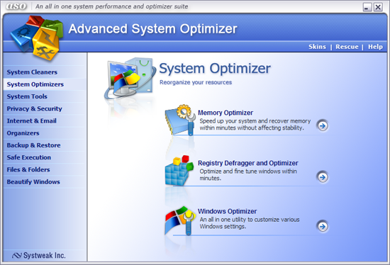 Advanced System Optimizer 3.5.1000.15013