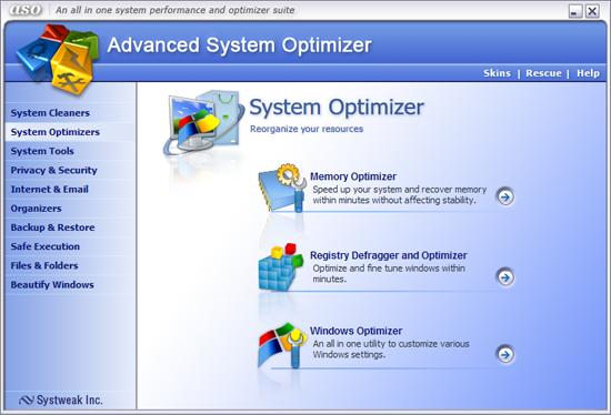 Download Advanced System Optimizer 2013