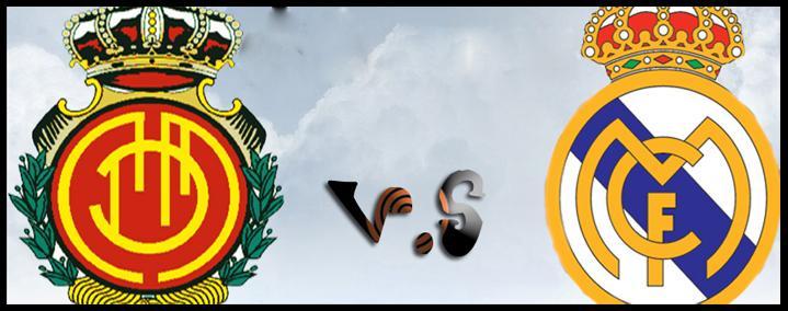 16-3-2013 Real Madrid vs Real Mallorca