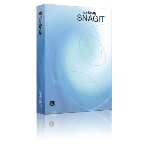 برنامج عمل شروحات فيديو 2013 , برنامج Techsmith Snagit 2013 , برنامج تصوير سطح المكتب 2013