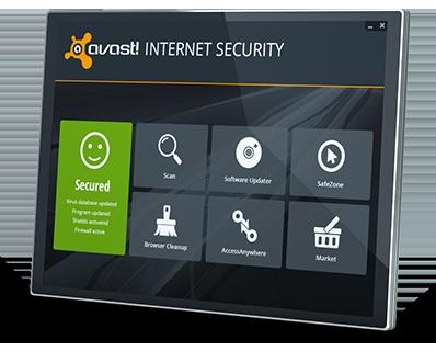 Avast Free Antivirus 8.0.1483