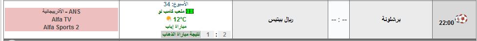 القنوات الناقلة لمباراة برشلونه وريال بيتيس اليوم الاحد 5-5-2013 الدوري الاسباني 2013 , برشلونة 2013