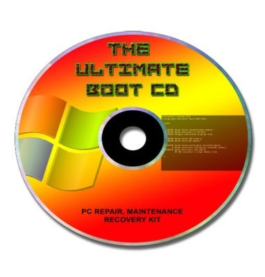 Ultimate Boot CD 5.2.3 Final
