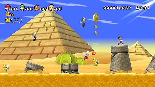 ���� ���� ����� ������� Super Mario ������� 2013